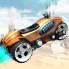 Flying Moto Robots War Game