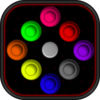 Air Hockey Black iOS icon