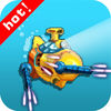 Sea Fighter - Simulated Shooting Game