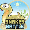 Snakes Battle Game app icon