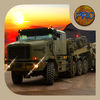 Monster Army Transport Truck - 実際の運転 App