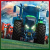 Farm Tractor Harvest iOS icon
