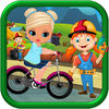 Kids Princes Bicycle Ride icon