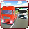 Euro Truck Racing Game 2017 icon