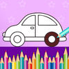 Puzzle: Kids Painting Coloring Book icon