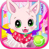 Princess kitten - pet dressup games App