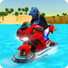 Super Water Bike Rider Game 2017 App