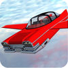 Extreme Flying Car Adventure App