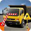 Heavy Crane Parking Simulator App