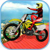 Impossible Motor Bike Tracks app icon