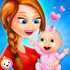 Mommy Newborns Baby Care Games App