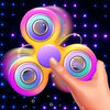 Neon Fidget Spinner Simulator App Icon