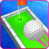 Cartoon Mini Golf Retro App