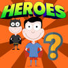 Super Heroes Card Matching icon