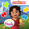 Puzzel Heidi iOS icon
