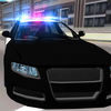 Highway Police Truck Driving iOS icon