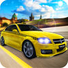 Snow Taxi Car Craze 2018 iOS icon