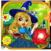 Magic Blast Flowers Match iOS icon