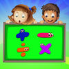 Maths Puzzles Games App Icon