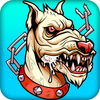 Angry Dog vs Zombies iOS icon