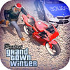 Grand Town Winter Project iOS icon
