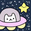 Space Cat Star Hunter App Icon