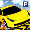 Car Parking Real Driving iOS icon