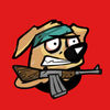 Puppy with an AK-47 App Icon