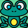Color Crazy Frog iOS icon