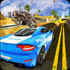 Onduty Cop Gangster Hot Chase iOS icon