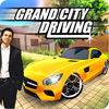 Grand City Driving iOS icon