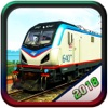 Hill Climb Train Simulator Pro iOS icon