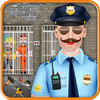 Build Police Station Building App Icon