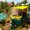 Off Road Rikshaw Drive 3D iOS icon