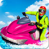 Power Boat Racing Game iOS icon