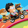 Paw Puppy Hill Moto Racing iOS icon