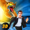 Hybrid Manticore City Attack iOS icon
