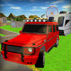 Camper Van Truck- Beach Resort App Icon