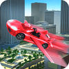 Flying Sports Car Driver iOS icon