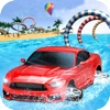 WaterSlide Car Uphill Rush Pro iOS icon