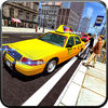 Real City Taxi Driver Sim iOS icon