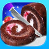 Ice Cream Cake Roll iOS icon