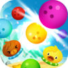Shooter bubble pop puzzle iOS icon