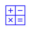 Math Quiz Brain Game App Icon