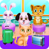 Zoo Animal Hotel App Icon