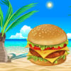 Beach Burguer Restaurant App Icon