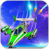 Air Fighter in Galaxy Attack 3 App Icon