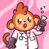 Monkeynauts: Merge Monkeys! iOS icon