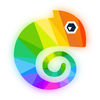 Poly: Coloring Puzzle Art Book iOS icon