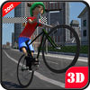 Bicycle Traffic Racing Rider 2 iOS icon